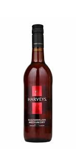 Harveys Amontillado Sherry