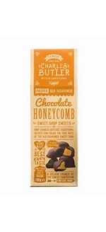 Charles Butler Chocolate Honeycomb Pieces