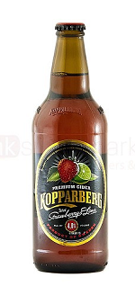 Kopparberg Cider Strawberry & Lime
