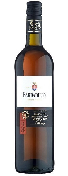 Barbadillo Amontillado Medium Dry Sherry