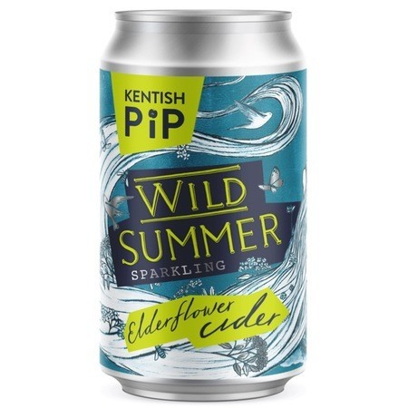 Kentish Pip Wild Summer Cider