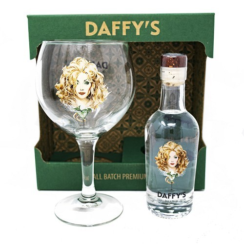 Daffys Gin Glass Pack