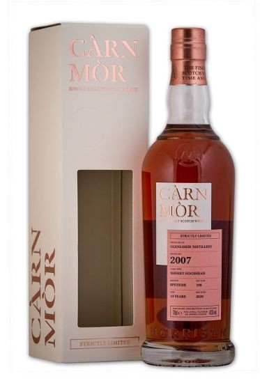 Carn Mor Glenlossie 13 Year 2007 - Strictly Limite