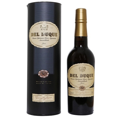 Gonzalez Byass Del Duque Amontillado Sherry 30 Yea