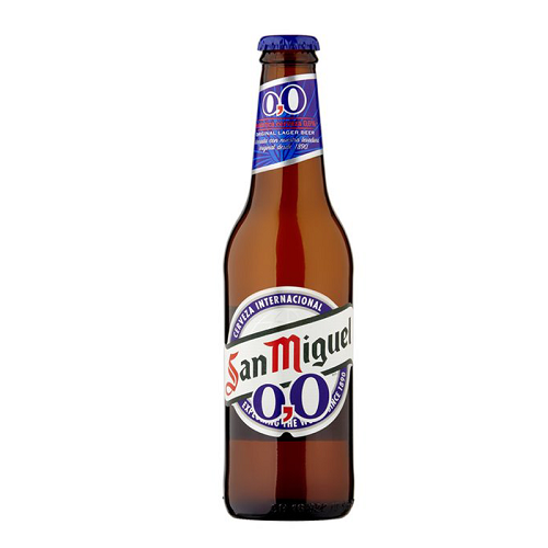 San Miguel 0 0 Alcohol Free Lager